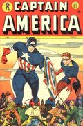 Captain America Comics (1941 Golden Age) 57