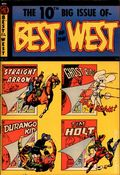 Best of the West (1951 A-1 Comics) 10