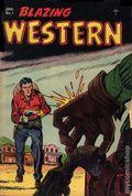 Blazing Western (1954 Timor) 1