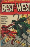 Best of the West (1951 A-1 Comics) 12