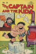 Captain and the Kids (1949-1955 United Features) 21