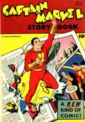 Captain Marvel Story Book (1946) 2
