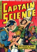 Captain Science (1950) 6