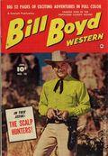 Bill Boyd Western (1950-1952 Fawcett) 10
