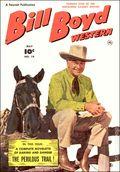 Bill Boyd Western (1950-1952 Fawcett) 14