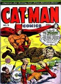 Catman Comics (1941) 9