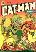 Catman Comics (1941) 25
