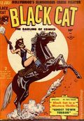 Black Cat Comics (1946 Harvey) 12