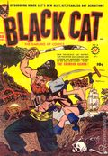 Black Cat Comics (1946 Harvey) 28