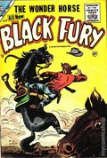 Black Fury (1956 Charlton) 4