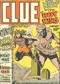 Clue Comics (1943) 1