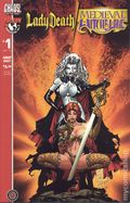 Lady Death Medieval Witchblade (2001) 1B