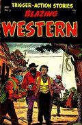 Blazing Western (1954 Timor) 3