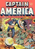 Captain America Comics (1941 Golden Age) 2