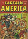 Captain America Comics (1941 Golden Age) 5