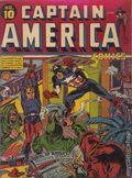 Captain America Comics (1941 Golden Age) 10