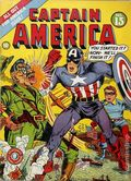 Captain America Comics (1941 Golden Age) 13