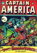 Captain America Comics (1941 Golden Age) 19