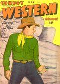 Cowboy Western Comics (1948) 24