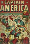 Captain America Comics (1941 Golden Age) 25