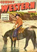 Cowboy Western Comics (1948) 25