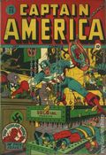 Captain America Comics (1941 Golden Age) 28
