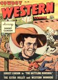 Cowboy Western Comics (1948) 28