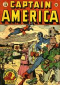 Captain America Comics (1941 Golden Age) 34