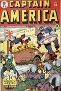 Captain America Comics (1941 Golden Age) 40