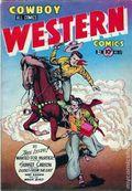 Cowboy Western Comics (1948) 37