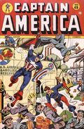 Captain America Comics (1941 Golden Age) 49