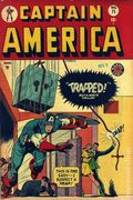 Captain America Comics (1941 Golden Age) 71