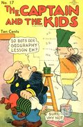 Captain and the Kids (1949-1955 United Features) 17