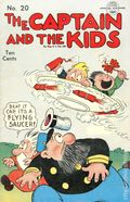 Captain and the Kids (1949-1955 United Features) 20