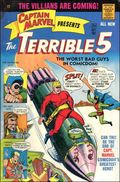 Captain Marvel Presents the Terrible Five (1966) 5