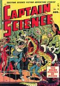 Captain Science (1950) 5