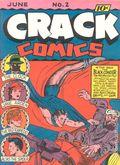 Crack Comics (1940) 2