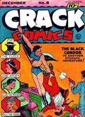 Crack Comics (1940) 8