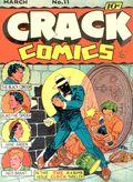 Crack Comics (1940) 11