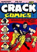 Crack Comics (1940) 20