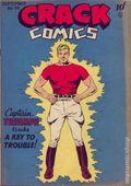 Crack Comics (1940) 50