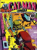 Catman Comics (1941) 2