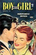 Boy Meets Girl (1950) 10