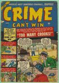 Crime Can't Win (1950) 4