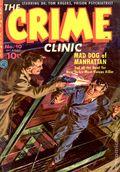 Crime Clinic (1951 Ziff Davis) 1