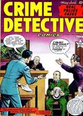 Crime Detective Comics Volume 1 (1948) 8