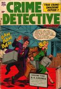 Crime Detective Comics Volume 3 (1952) 8