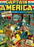 Captain America Comics (1941 Golden Age) 1