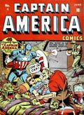 Captain America Comics (1941 Golden Age) 4