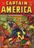 Captain America Comics (1941 Golden Age) 7